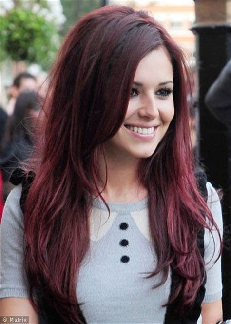 mahogany red hair with high lights the 25 best ideas about mahogany red hair on pinterest