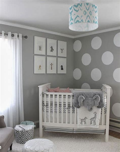8 Gender Neutral Nursery Decor Trends For Any Boy Or Girl Unisex Nursery Curtains