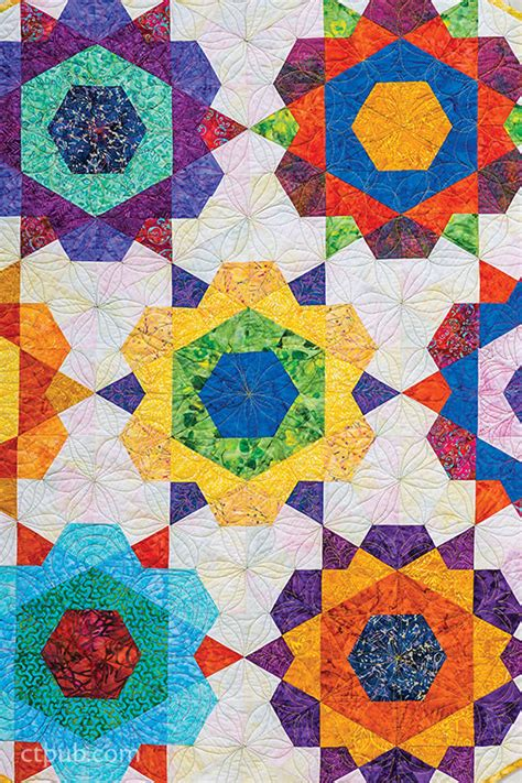 Roses Quilt Pattern by Quilt Pattern Quilt With Marci Baker