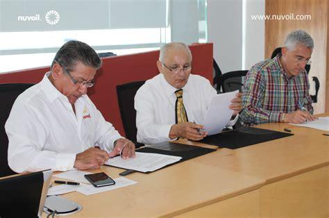 guia de la universidad veracruzana 2017 nuvoil y universidad veracruzana firman convenio para