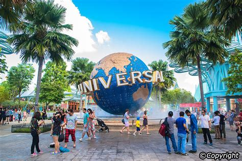 universal studios singapore singapore attractions