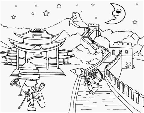 ninja minion coloring pages 10 best images about minioni v 228 rityskuvia on pinterest