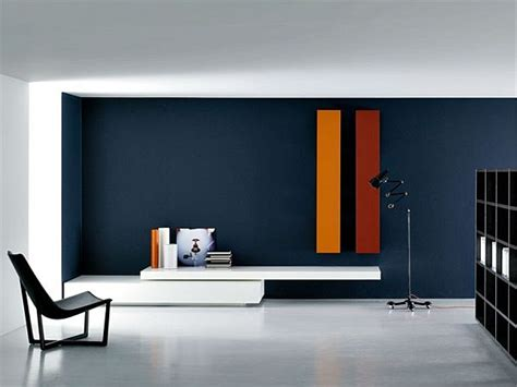 modular modern wall unit by piero lessoni