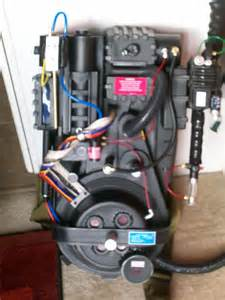 Make A Proton Pack Ghostbusters Proton Pack