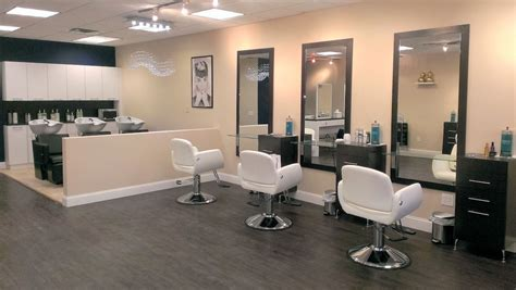 salon station layout hair styling stations design om hair