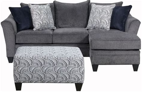 upholstery albany albany pewter sofa and loveseat by simmons