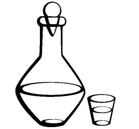 imagenes para colorear jarra coloriage de carafe et verre pour colorier coloritou com