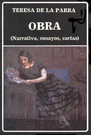 teresa de la parra ana teresa parra sanoja venezuela tuya biografia teresa de la parra teresa de la parra varios