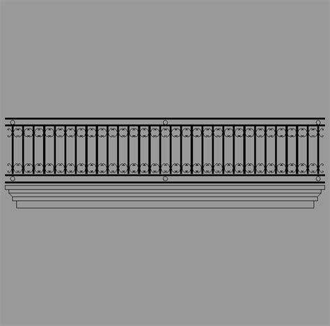 barandilla bloque autocad cad projects biblioteca bloques autocad arquitectura y