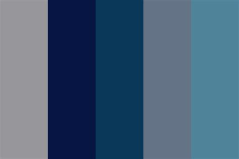 mystic color palette