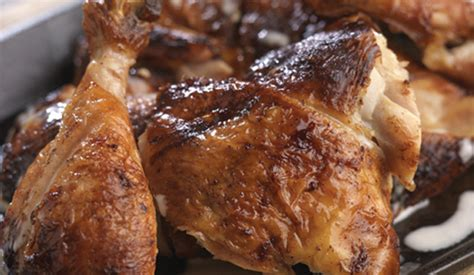 Sunday Dinner Pan Roasted Chicken With Black Truffle Risotto by Truffle Butter Roasted Chicken From Levi Mezick Chef