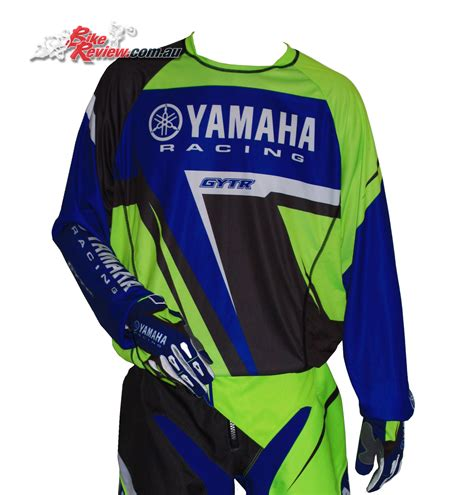 New Product Yamaha Racing Mx Gear Bike Review