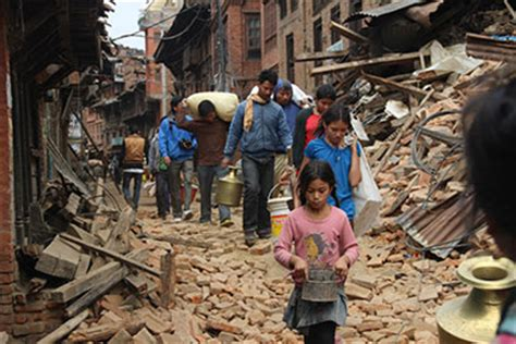 Ktm Earthquake Building A New Nepal Why The World Must Heed The Lessons