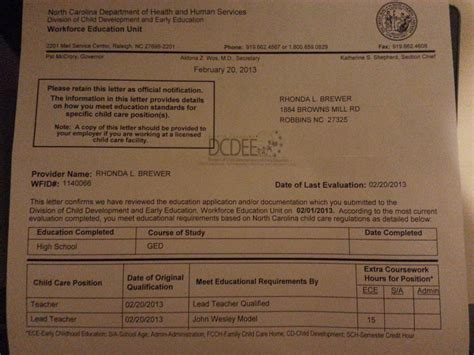 Dhhs Criminal Record Check Image Gallery Dcdee