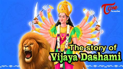 the story of vijaya dashami dussehra festival history