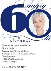 60th birthday invitation 60th milestone birthday birthday invitations from