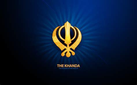 blue khanda wallpaper khanda wallpapers wallpapersafari