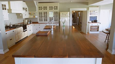 Kitchen Worktop Materials What Are The Benefits Of A Wooden Kitchen Worktop