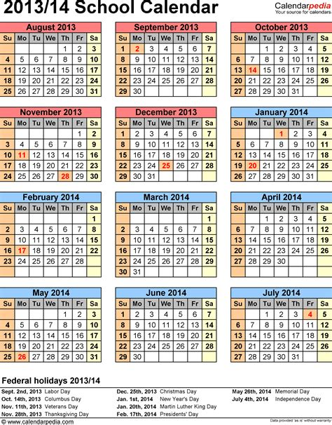 ms word 2014 calendar template search results for 2013 and 2014 academic calendar