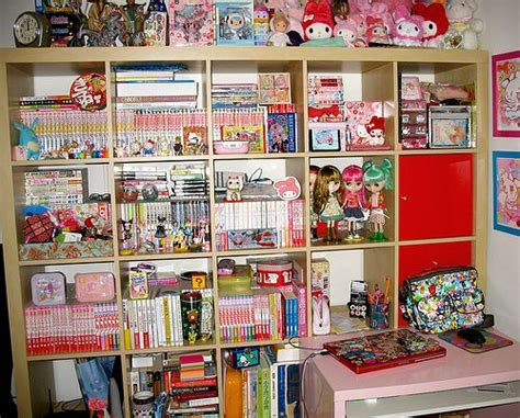 anime bedroom decor anime bedroom ideas on how do organize all my anime manga