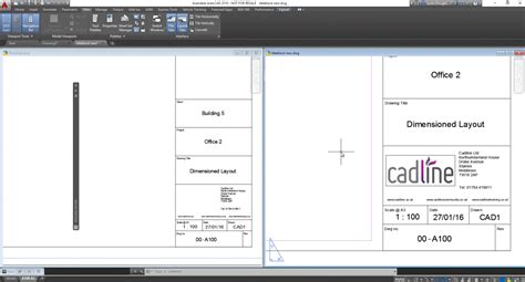design center autocad 2016 autocad 2016 quickly start a new drawing with design