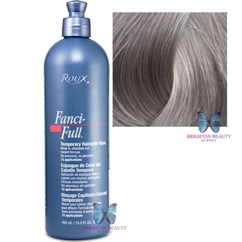 fanci full rinse color chart metro beauty center 4 operation tail whitening my horse forum