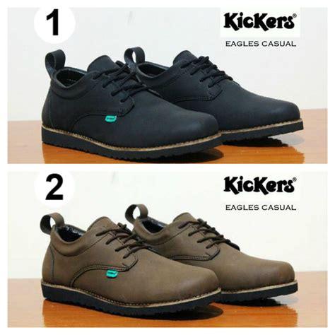 Sepatu Pria Sepatu Kickers Sepatu Casual Pria Sepatu Pria Sepatu 2 sepatu kickers sepatu casual pria sepatu santai 001 elevenia