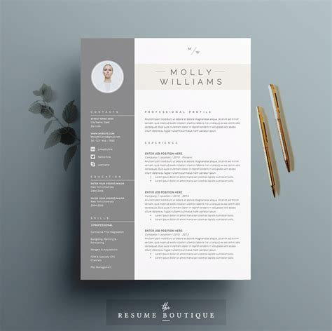 cv cover template resume template 4 page cv template cover letter for ms
