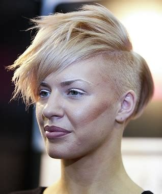 girl hairstyles edgy 20 edgy haircuts pictures learn haircuts