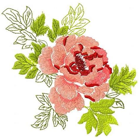 embroidery design rose flower 1585 best images about embroidery applique flower power