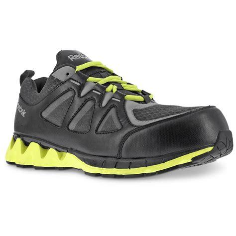 composite toe shoes reebok zigkick s composite toe work shoes 671157