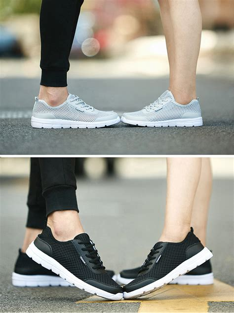 Sepatu Olahraga sepatu olahraga kasual size 37 gray jakartanotebook