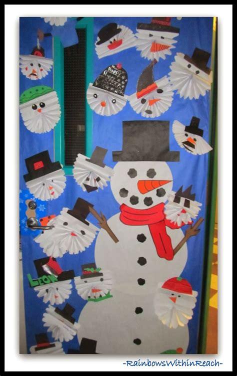 winter decorations classroom winter themed decorated classroom doors doors classroom and classroom door
