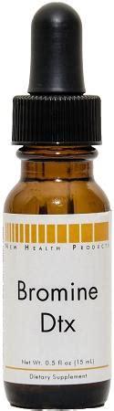 Bromine Detox Vitamin C bromine detox