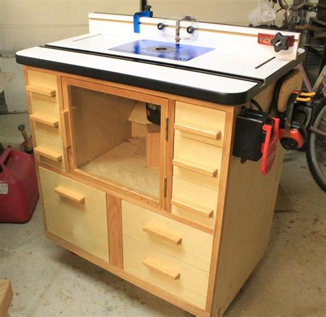 best router table for cabinet another nyw router table by smitty22 lumberjocks com