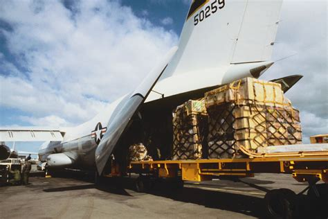 acsa to r up infrastructure for air cargo traffic safe travel