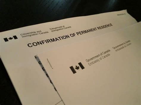 Confirmation Letter Permanent Residence South Africa The Road To Permanent Residence Canada Visa Timeline Japacana
