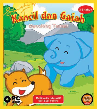 film kartun gajah dan monyet sang kancil dan arnab images