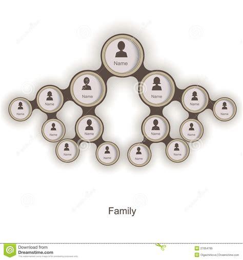 Family Tree Royalty Free Stock Photo Image 27054795 Genealogy Stock Photos Royalty Free