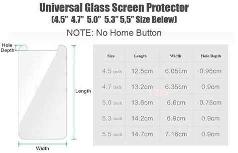 Tempered Glass Norton Universal 4 5inch 4 7inch Limited מוצר hd 2 5d 0 28mm ultra thin universal tempered glass for 4 5 4 7 5 0 5 3 5 5 inch