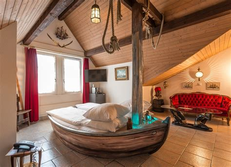 angeln themenzimmer rooms suites hotel magic lucerne
