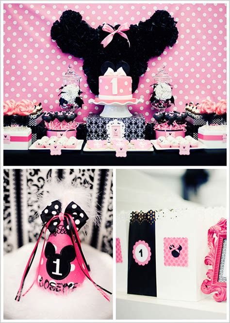 minnie mouse theme decorations click on any photo to view more details