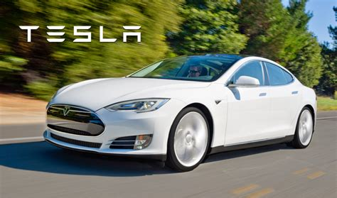 Tesla White Tesla Model S Dethrones Audi Bmw Mercedes And Porsche In