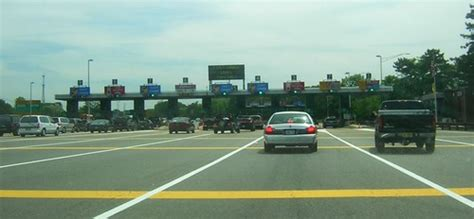 Garden State Parkway Toll Rates distance between parlin nj and paramus nj