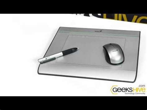Mouse Pen Termurah Itsvet Genius Mousepen I608x Table