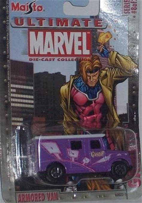Wheels P4 2002 Editions 13 Of 42 maisto ultimate marvel 8 gambit armored 1 64 scale