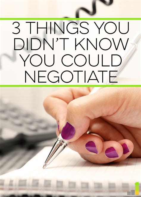 Simple Rapid Already Booked 3 things you didn t you could negotiate frugal
