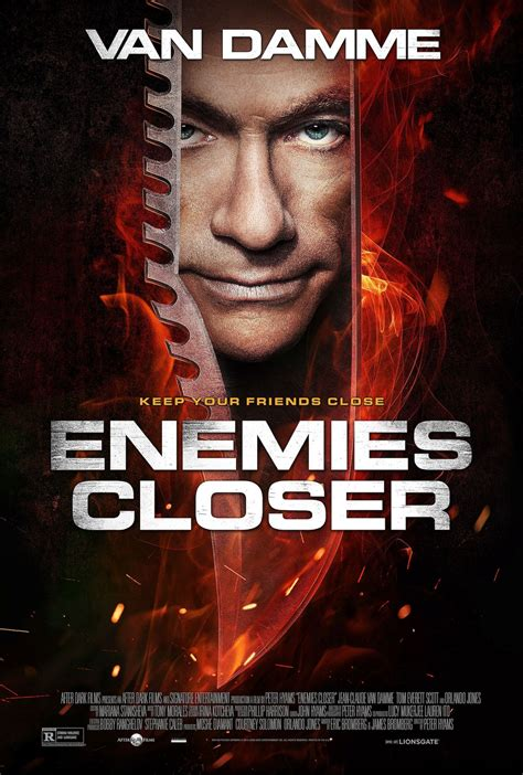 film perang van damme jean claude van damme s latest enemies closer reveals a