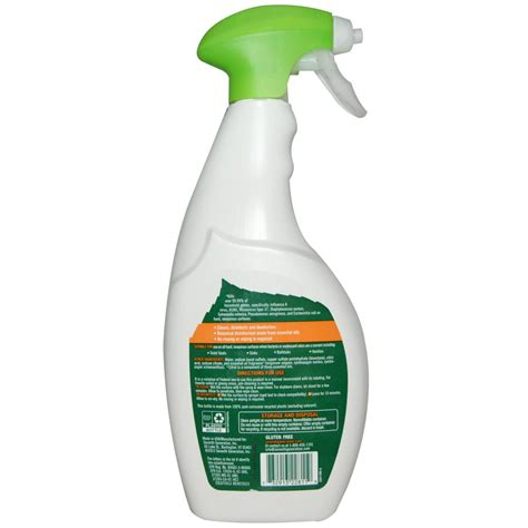 seventh generation bathroom cleaner seventh generation disinfecting bathroom cleaner