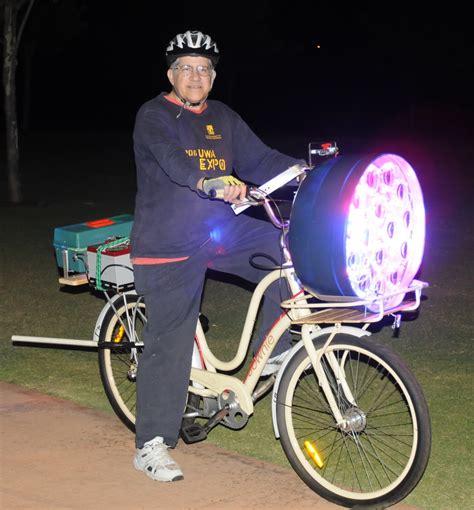 light cycling worldsbrightestbike